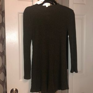 Green Long sleeve Jella Couture dress